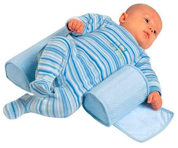 Как спит новорожденный ребенок его положение